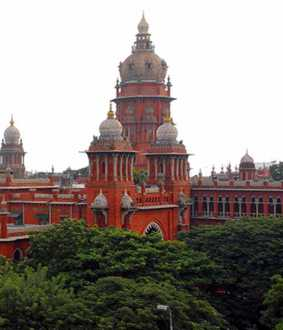 tiruppur district collector chennai high court order