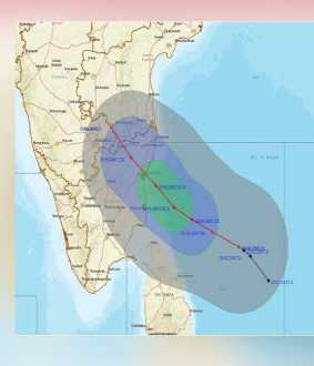 nivar cyclone farming tamilnadu and puducherry heavy rains