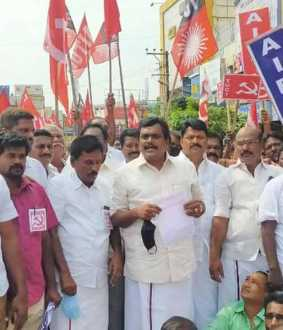 theni dmk thangatamilselvan
