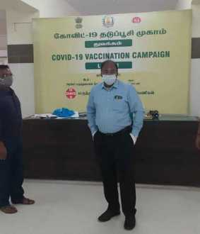 vellore region corona vaccine program details