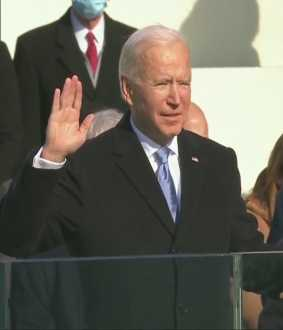 us president, vice president swearing ceremony