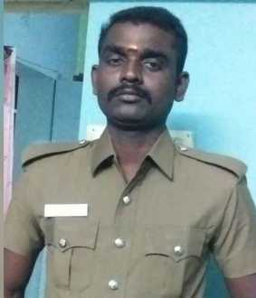 Policeman killed in cinematic accident!..