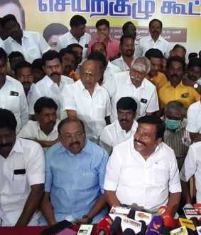 DMK has not lost due to I.J.K. leaving KN Nehru