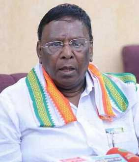 """Central government should help save people from Corona"" - Former Chief Minister Narayanasamy interview!"