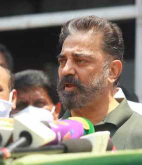 If such incidents continue, democracy itself can be endangered Kamal Haasan interview