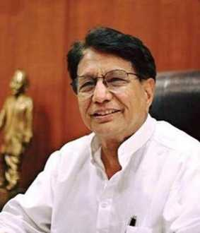 former union minister ajit singh passed away in coronavirus