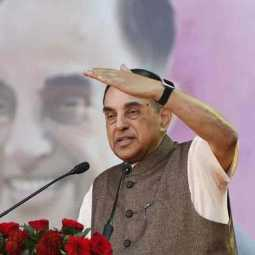 subramanian swamy about indian economy