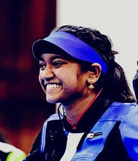 brazil rifle, pistol world cup 2019 in  wins gold in cuddalore women