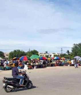 Thoothukudi's new vegetable market closes