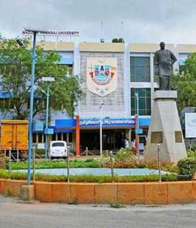 MADURAI KAMARAJ UNIVERSITY ADMINISTRATION PROFESSOR, STUDENTS