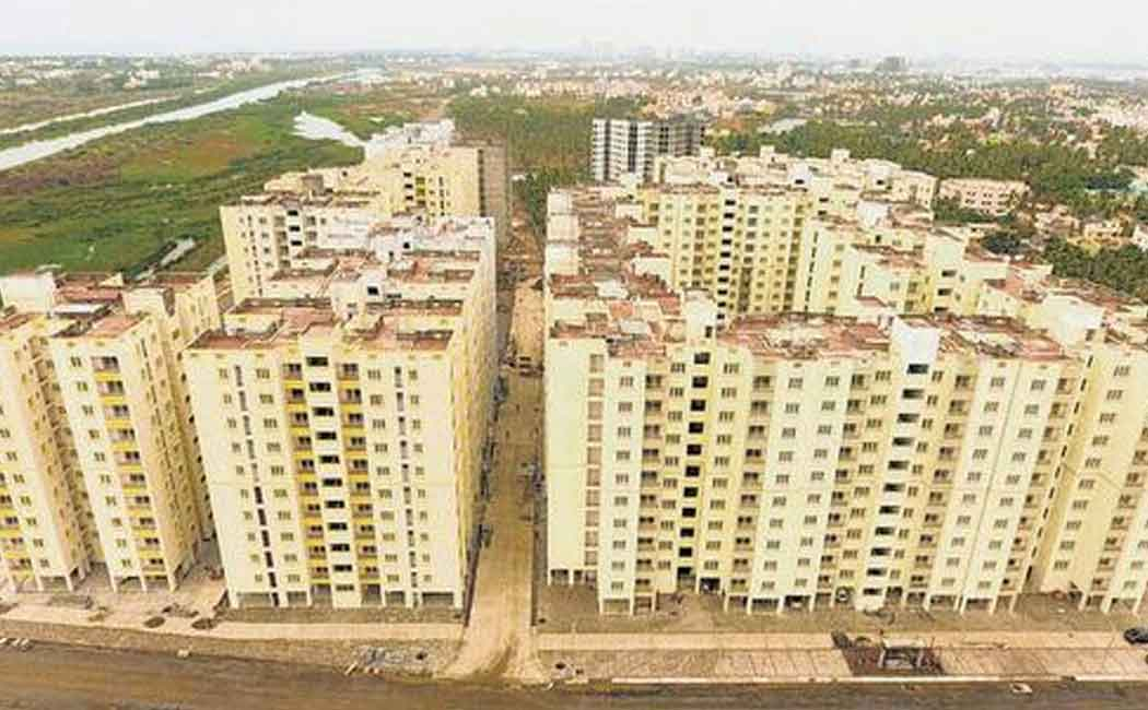 Tamil Nadu Housing Board has decided to build and sell luxury houses