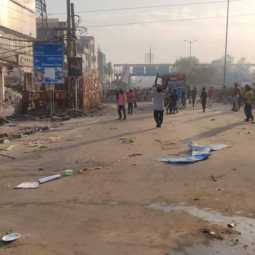 ShaheenBagh cleared by police