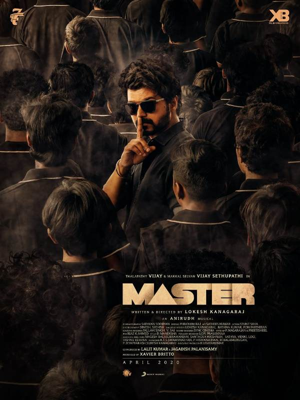 master second look