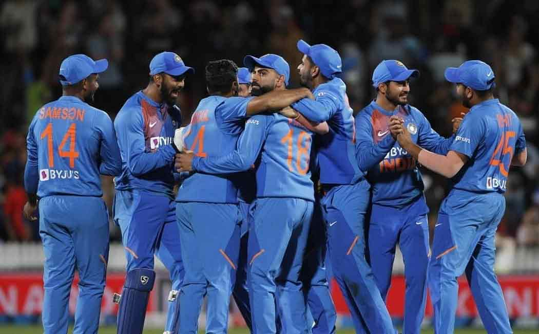 india versus newzealand fourth t20 match results