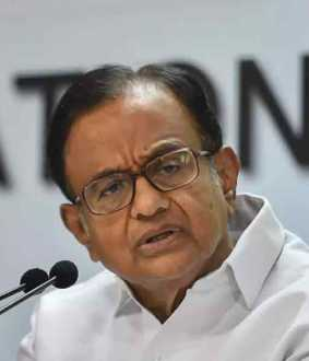 '' It is not our intention to participate in the regime '' - P. Chidambaram