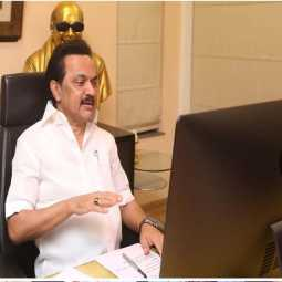 i pac prashant kishore dmk party leaders mk stalin