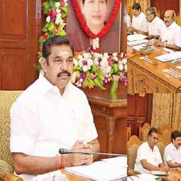 tamilnadu cabinet meeting july 14th