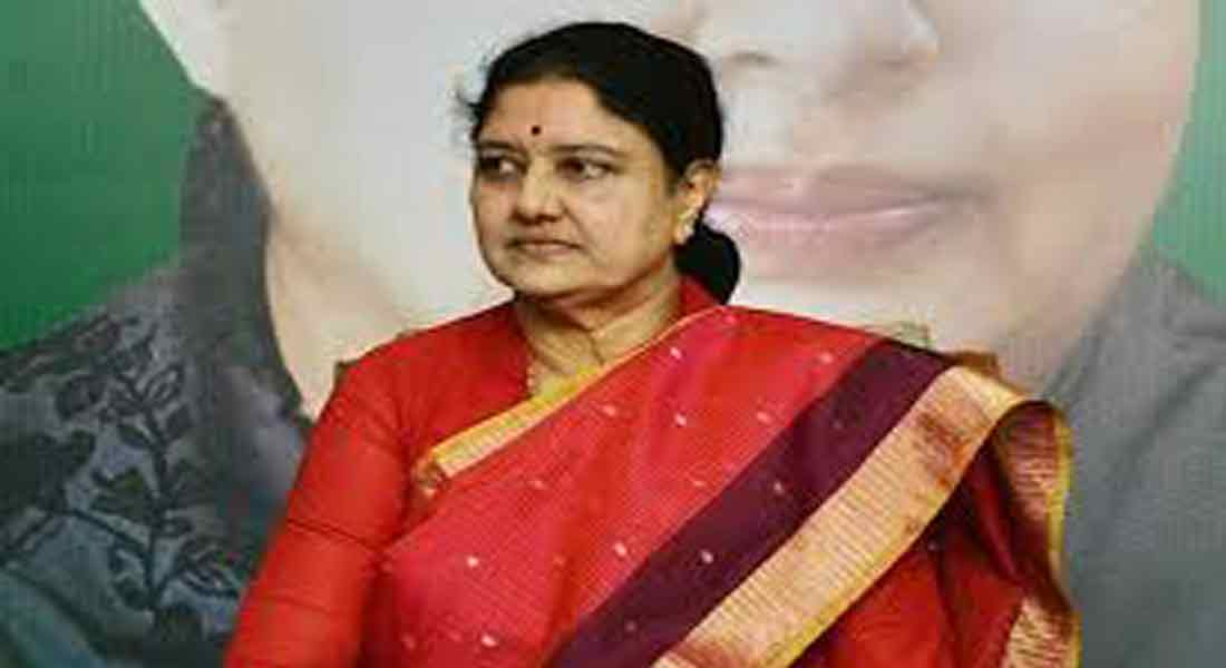 Sasikala to be released in August?