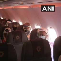 domestic flights resumes for today in all over india