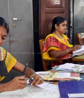 election officers issue in erode