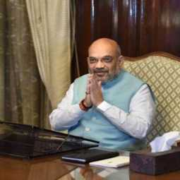 union home minister amith shah