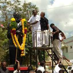 periyar statue issue