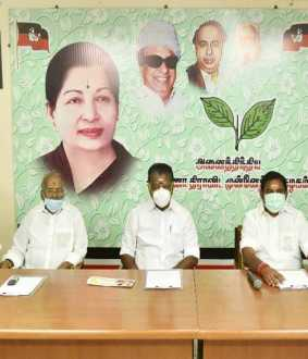 admk leaders tamilnadu assembly election