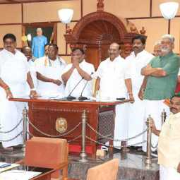 puducherry assembly MNR Balan to be sworn in as Deputy Speaker