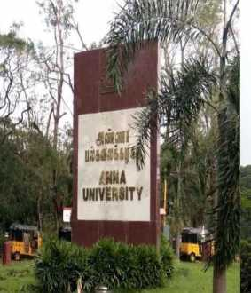 anna university chennai high court exam fees students