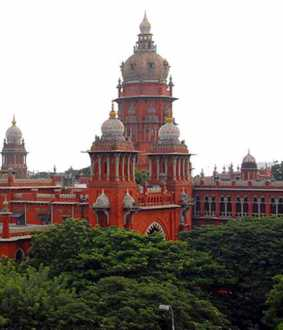 government officers gift chennai high court order