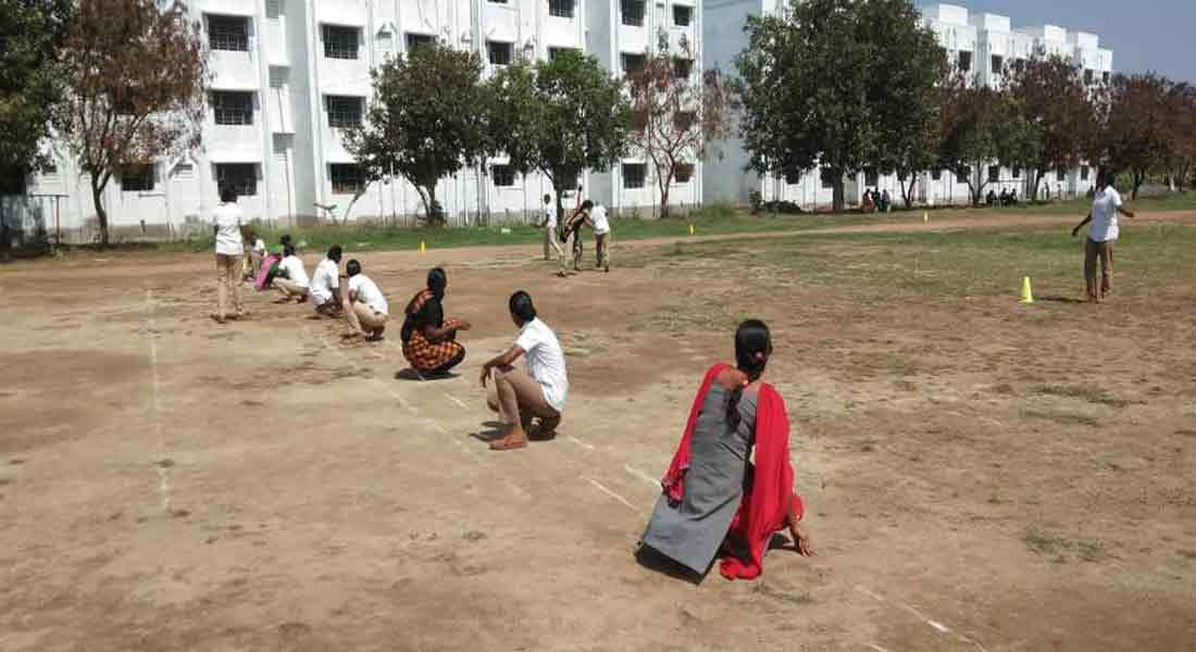 Erode Police Exercise (Pics)