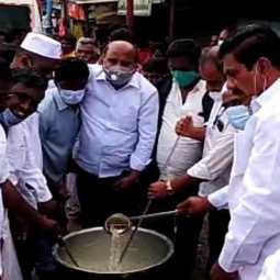 Traders struggle and opening of porridge tank in Kodaikanal!