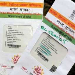 aadhaar card bill correction passed at lok sabha minister ravi shankar prasad