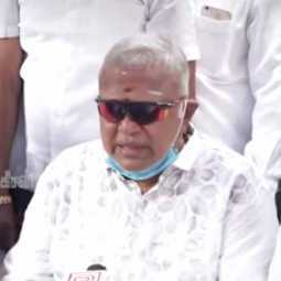 radharavi speech