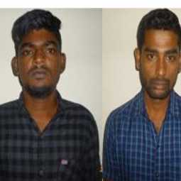 salem illegal activities goondas act police arrested