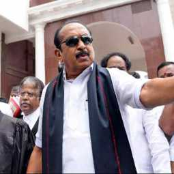 Vaiko releases from DMK defamation case