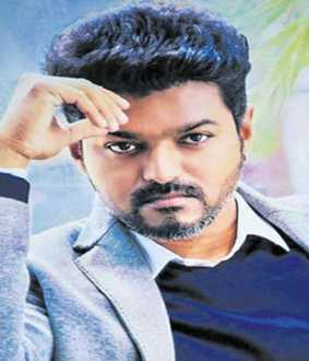 Income department officials said Vijay paid income tax properly