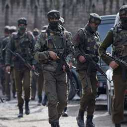jammu and srinagar government applied under section act 144 all parties leaders restricted