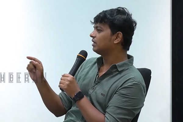 vijayakumar speech about cast issues