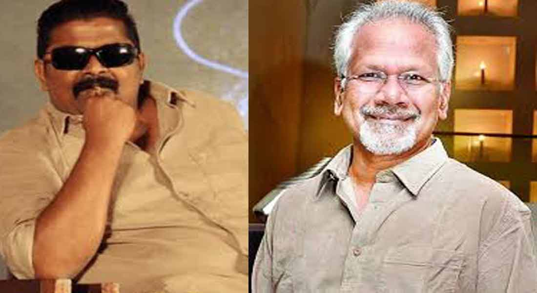 Mani Ratnam gave a sock to Mishkin ... !!