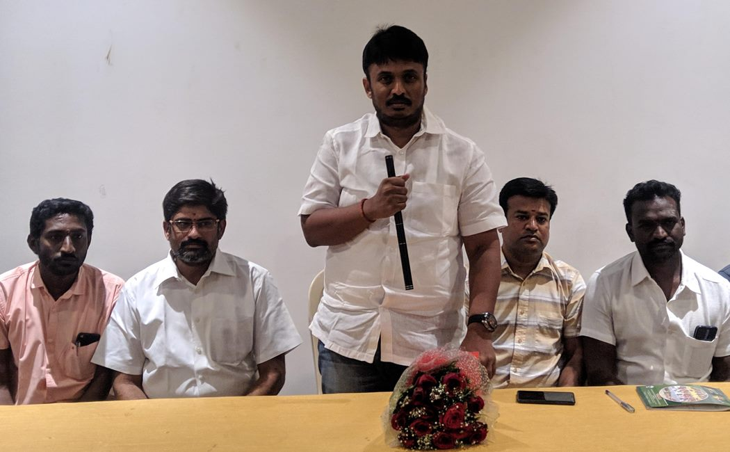 tmk leader Condemned bjp