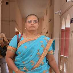college professor Nirmala Devi Appears in virudhunagar district Srivilliputhur Court