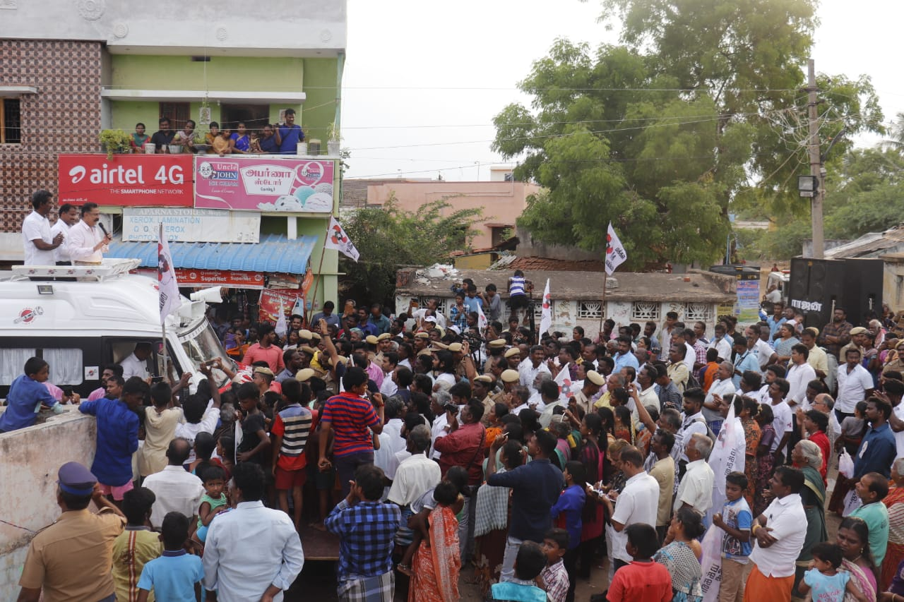 I say historical true- Kamal campaign after the controversy