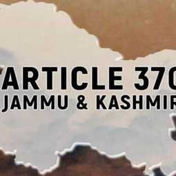 jammu kashmir article  370 explanation full details parliament session minister amit shah