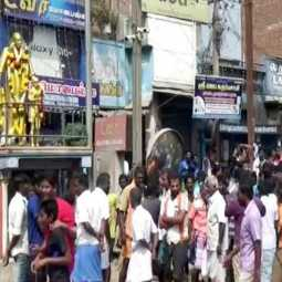 incident in srivillputhur