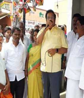 vellore dmk mp kathir anand meet peoples