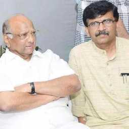 sanjay raut says sharad pawar for president post in 2022