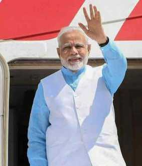 modi visit plans during g7 summit in france