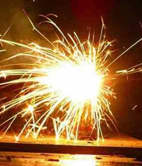 Sivakasi firecrackers should be allowed ... Congress MP Request!