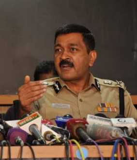 CHENNAI POLICE COMMISSIONER PRESS MEET